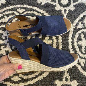 New Women's Sonoma + vitalize by ortholite  blue